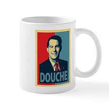 Scott Walker Douche Mug