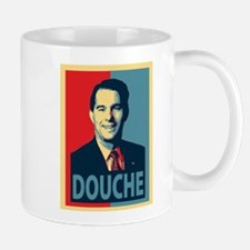 Scott Walker Douche Mug