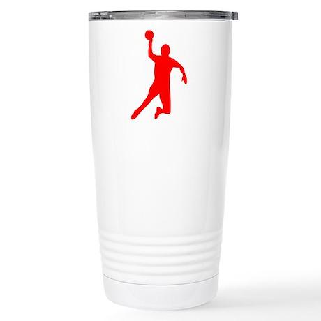 Handball Stainless Steel Travel Mug