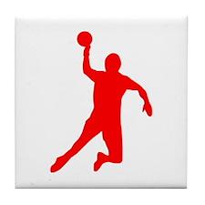 Handball Tile Coaster