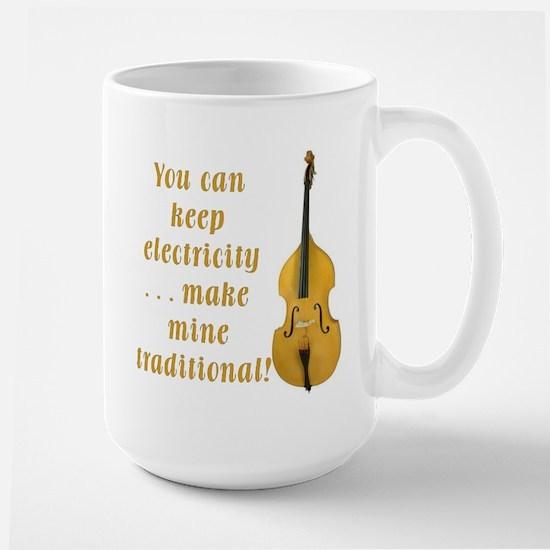 """""""Bass"""" Large Mug"""