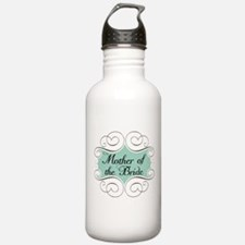 Mother of the Bride Beautiful Water Bottle