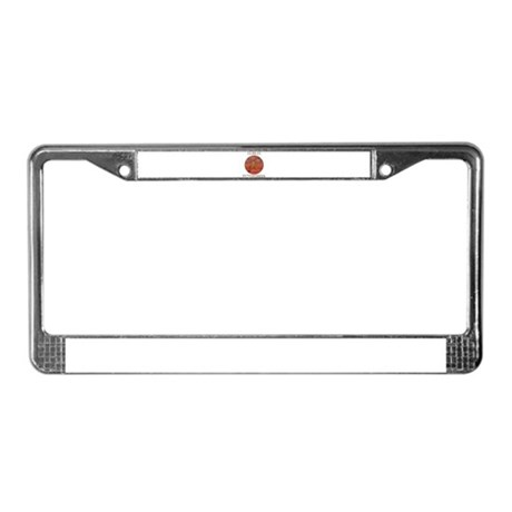 Great Tohoku Kanto License Plate Frame