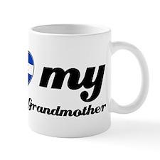 I love My honduran Grandmother Mug