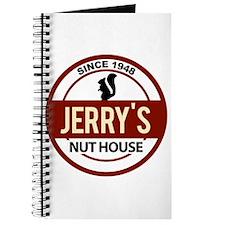 Unique Nut Journal