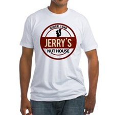 Jerry's Shirt- Logo on front and back