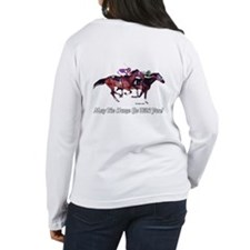 May The Horse Be With You Women's Long Sleeve T(B)