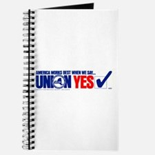 Union Yes Journal