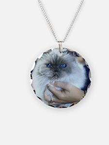 Himalayan Blue Necklace