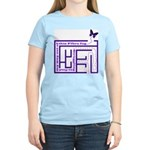 Fibro Fog Maze Women's Light T-Shirt