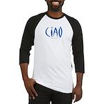 Ciao (Blue) - Baseball Jersey
