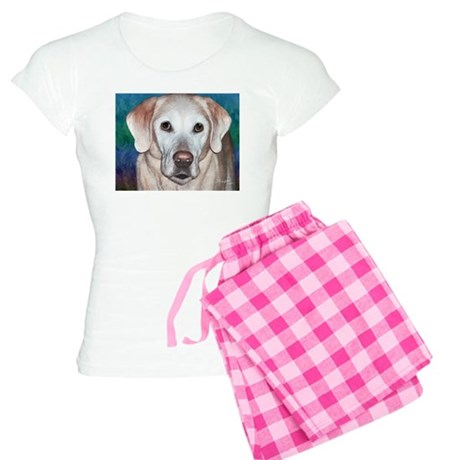 Yellow Lab Women's Light Pajamas