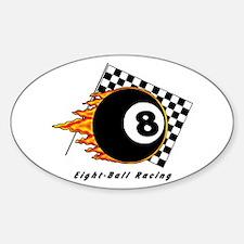 Eight Ball Racing Decal