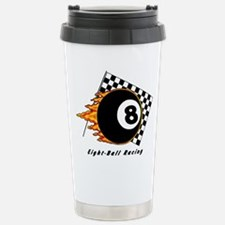 Eight Ball Racing Travel Mug