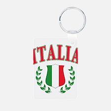 italian pride Keychains