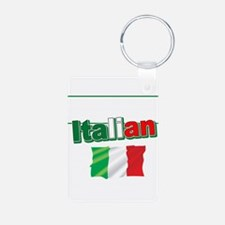 Smart ass Italian Keychains