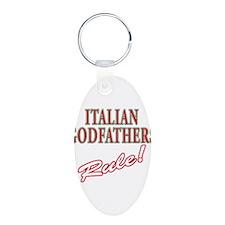 Italian Godfathers Keychains