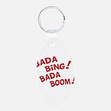 Bada Boom Keychains