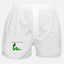 Jake the One Eyed Snake Boxer Shorts