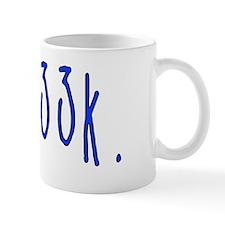 +4 g33k Mug