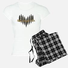 Kayak Heart Pajamas