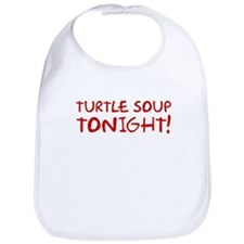 Turtle Soup Tonight Shelby Swamp Man T-Shirt Bib