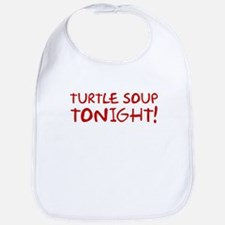 Turtle Soup Tonight Shelby Swamp Man T-Shirt Bib