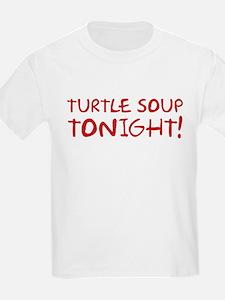 Turtle Soup Tonight Shelby Swamp Man T-Shirt T-Shirt
