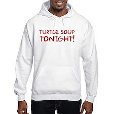 Turtle Soup Tonight Shelby Swamp Man T-Shirt Hoode