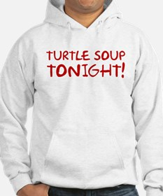 Turtle Soup Tonight Shelby Swamp Man T-Shirt Hoode