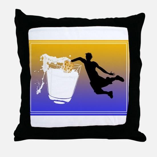 Cute Ball state cardinals Throw Pillow