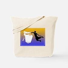 Unique Bracketology Tote Bag