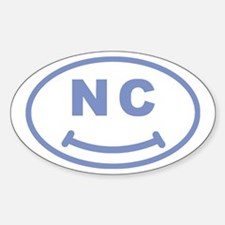 NC Smile(TM) Decal