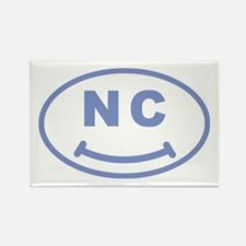 NC Smile(TM) Rectangle Magnet