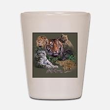 Funny Wildlife Shot Glass