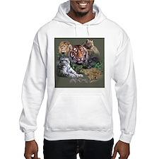 Wildlife Jumper Hoody