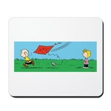 Kite Flight Failure Mousepad