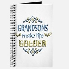 Grandson Sentiments Journal