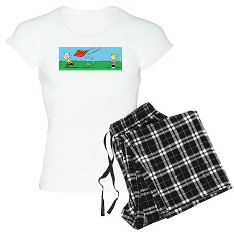 Kite Flight Failure Women's Light Pajamas