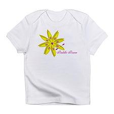 Kayak Paddle Power (Yellow) Infant T-Shirt