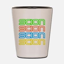 Cute Scion xb Shot Glass