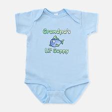Grandpa's Lil' Guppy Infant Bodysuit