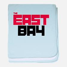 The East Bay baby blanket