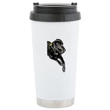 Lying Lab Travel Mug