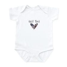 Half Brit Infant Bodysuit