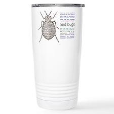 Funny Bed Travel Mug