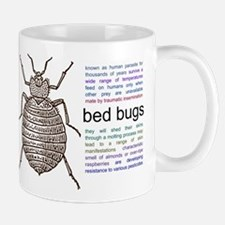 Unique Bed bug Mug