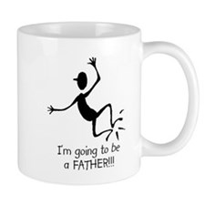 Cute Going to be a dad Mug