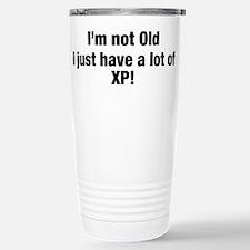 I'm not Old Stainless Steel Travel Mug