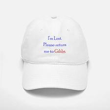 Return Me to Gibbs Baseball Baseball Cap